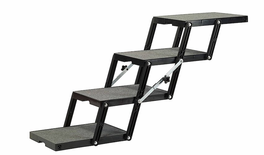 Best Folding Dog Stairs: 8. Pet Loader XL 18