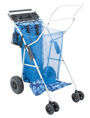 8. Rio beach brands deluxe ultra-wonder wheeler