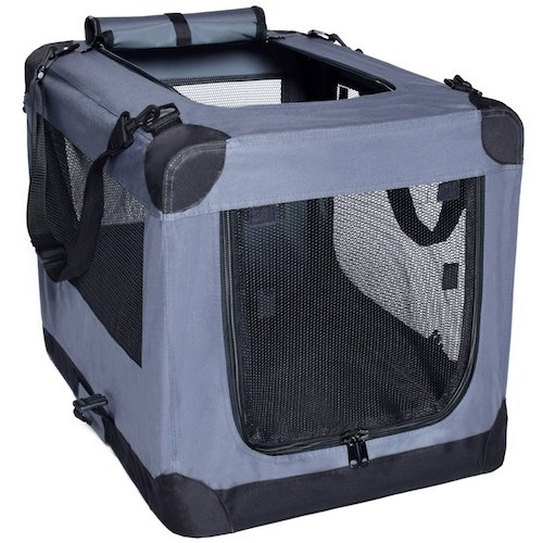6. Arf pets dog soft crate kennels