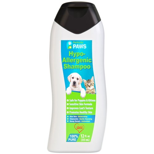 Best Dog Shampoo For Sale : 4. Hypoallergenic dog and cat shampoo
