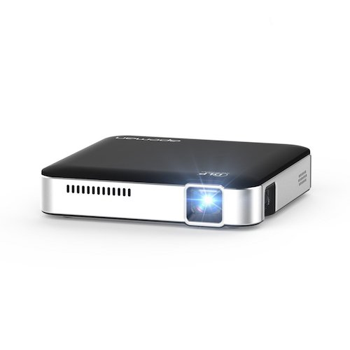 Best Projectors Under 200: 6. APEMAN Mini Video Projector DLP Pocket LED Portable Projector