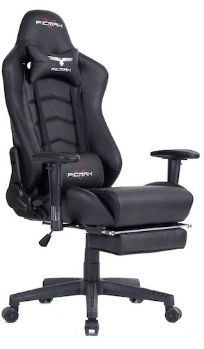 Top 10 Best Gaming Chairs Under $200 In 2017 Reviews