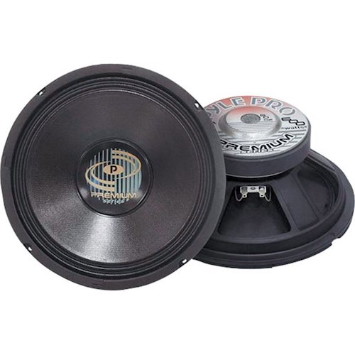 4. Pyle 15 Inch 8OHM Woofer