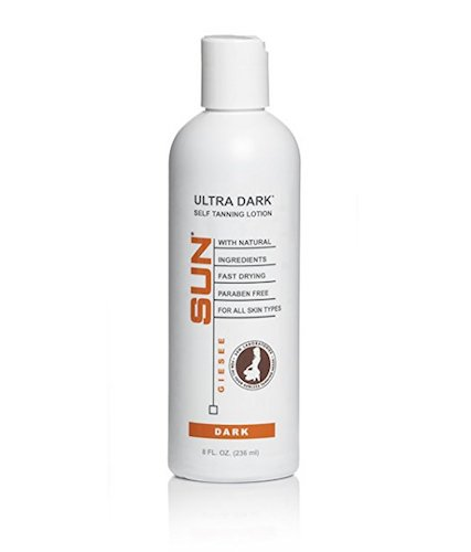 7. Self Tanning Lotion Ultra Dark By Sun Laboratories - This Best Self Tanner Of Sun Labs Is Great For Fair Skin To Medium Skin Tones