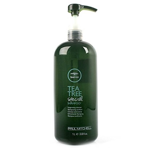 Best Anti-Dandruff Shampoos: 3. Paul Mitchell Tea Tree Special Shampoo, 33.8 Ounce
