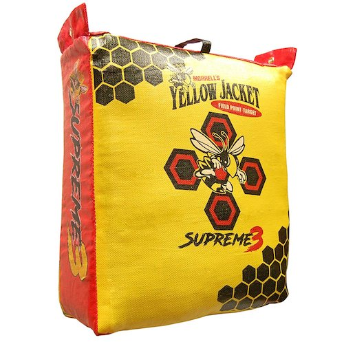 3. Yellow Jacket Supreme 3 Field Point Bag Target