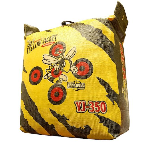 6. Morrell Yellow Jacket YJ350 Field Point Target