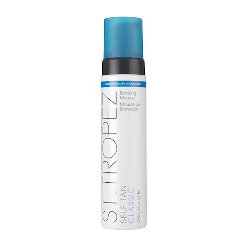 8. St. Tropez Self Tan Bronzing Mousse