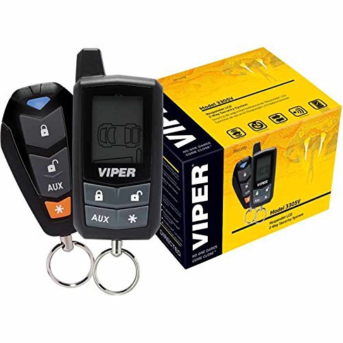 Best Car Alarms: 8. Viper 2-Way Security System