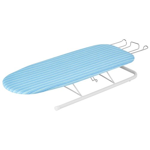 5. Honey-Can-Do BRD-01435 Collapsible Tabletop Ironing Board with Pull out Iron Rest