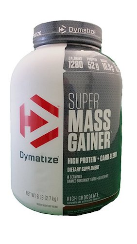 6. Dymatize Super Mass Gainer