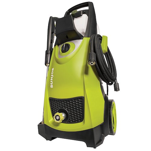 Top 10 Best Electric Pressure Washers In 2017 Reviews