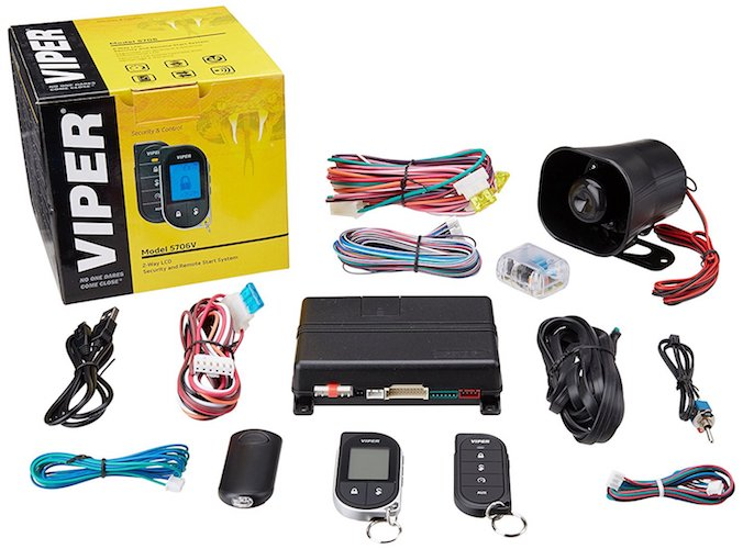 Best Car Alarms: 5. Viper Remote Start System