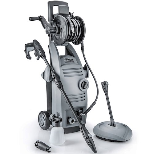 2. Powerhouse International - The Force 2000 - 1.6 GPM 2000 PSI Electric Pressure Washer