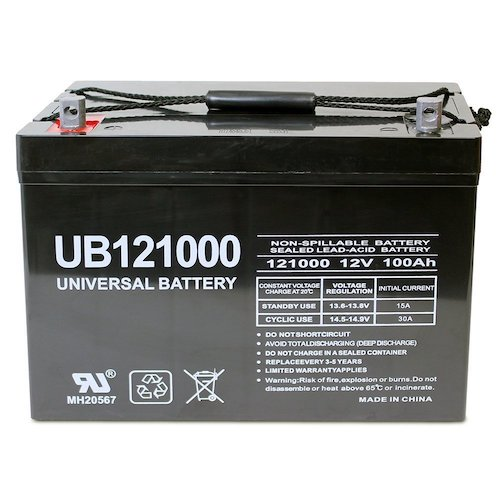 Top 10 Best 12v Deep Cycle Batteries in 2017 Reviews