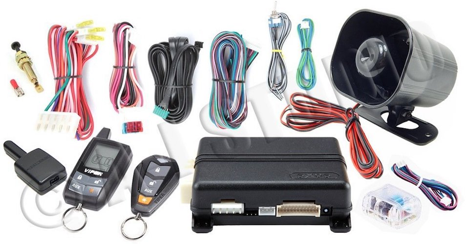 Best Car Alarms: 4. Viper Keyless Start System
