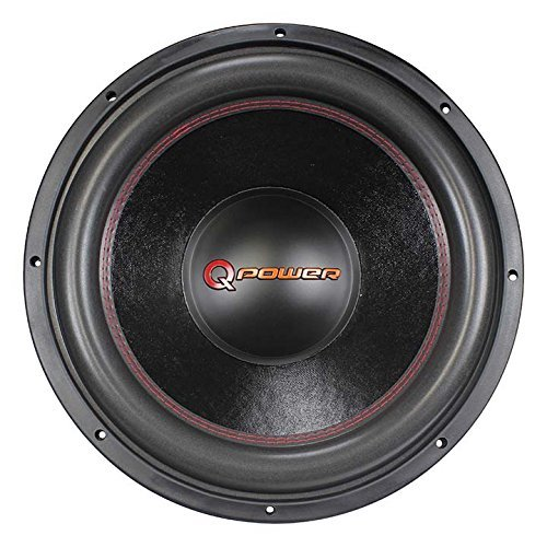 7. Q Power 15 Inch 4000 Watt