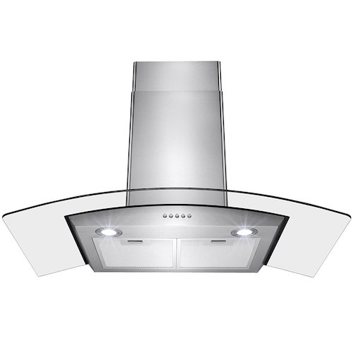 Top 10 Best Kitchen Range Hoods in 2018 Reviews