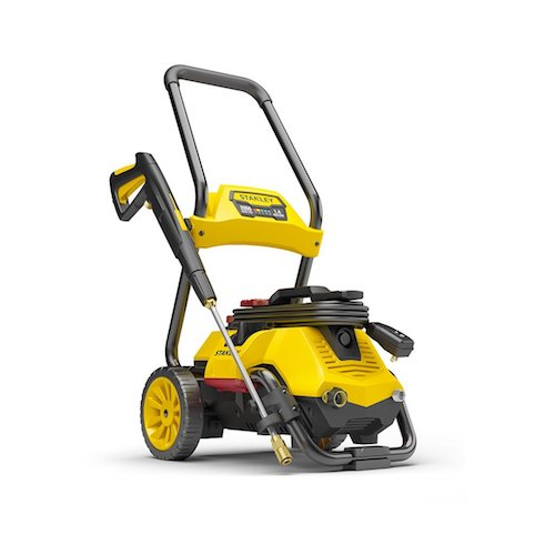 5. Stanley SLP2050 2050 psi 2-in-1 Electric Pressure Washer