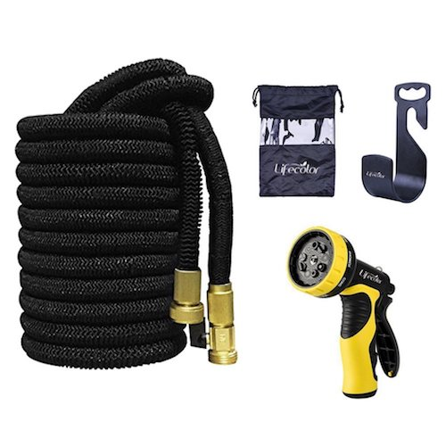 Top 10 Best Retractable Garden Hoses in 2018 Reviews