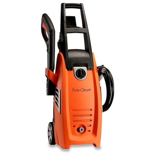 9. SereneLife Pure Clean Pressure Washer
