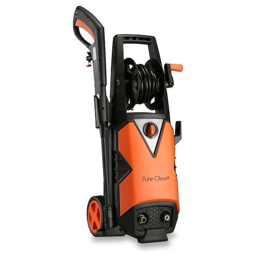 4. SereneLife Pure Clean Pressure Washer