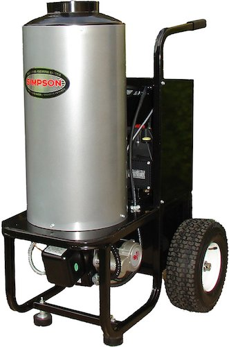 5. SIMPSON Cleaning MB1223 1200 PSI at 2.3 GPM Electric Pressure Washer