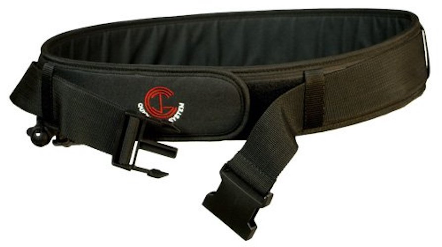 Most Comfortable Tool Belts: 9. Quick Belt System QBS14 XXX-LARGE 3 in 1 Padded, Dual Adjustable Nylon Modular Utility Tool Belt.