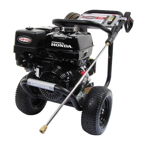 3. SIMPSON Cleaning PS4240H 4200 PSI at 4 GPM Gas Pressure Washer