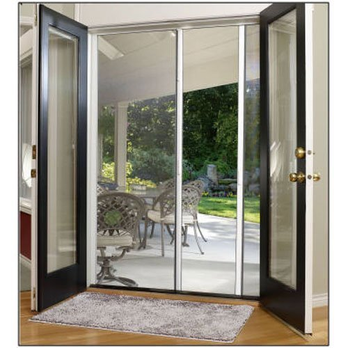 Top 10 best retractable screen doors in 2018 reviews for Best retractable screen door reviews
