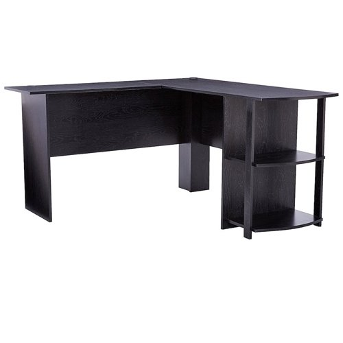 8. Ameriwood Home Dakota L-shaped Desk