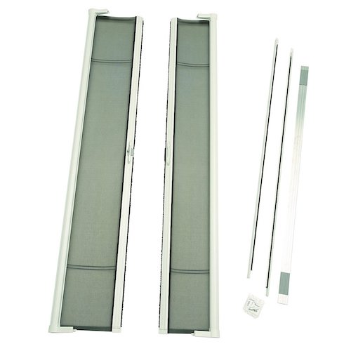 10. ODL Brisa BRDDTWE White Tall Double Door Single PK