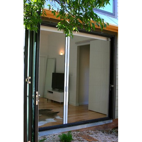 7. Double Door Retractable Door Screen