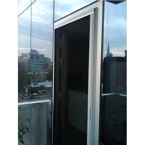 5. Screen Solutions Inc Single Door Retractable Screen