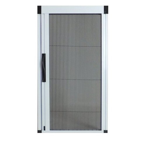 1. Greenweb Retractable Screen Door 40 inch by 84 inch Kit