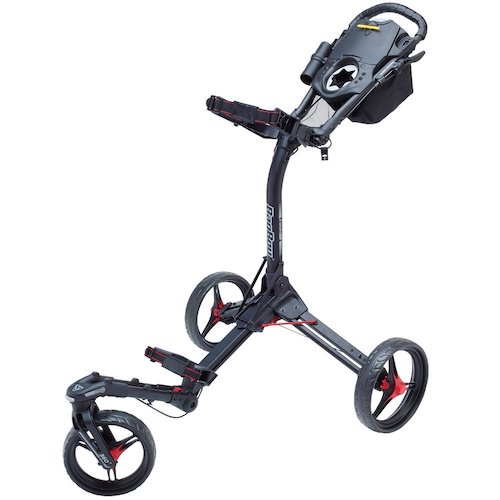 2: Bag Boy Tri Swivel II Golf Push Cart