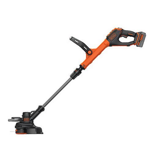 1. BLACK+DECKER LSTE523 20V Max Lithium POWERCOMMAND Easy Feed String Trimmer