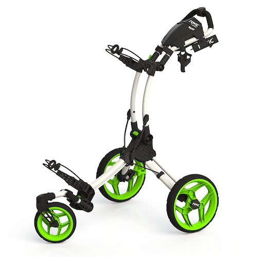 4: Clicgear Rovic RV1S Swivel Golf Push Cart
