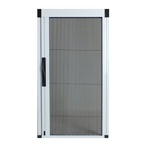 2. Greenweb Retractable Screen Door 37 inch by 97 inch Kit DIY Sawability
