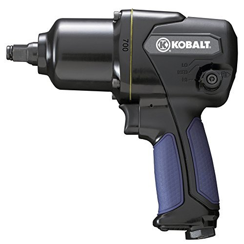 Best Air Impact Wrench For Home Use8. Kobalt ½ -Inch Air Impact Wrench
