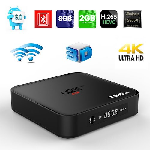 10. U2C Android Smart TV Box