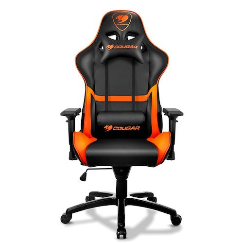 10. Cougar Armor Gaming Chair
