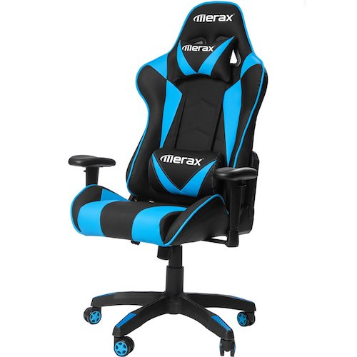 3. Merax Gaming Chair High Back Computer Chair Ergonomic Design Racing Chair