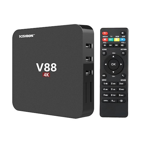 1. Dansure V88 Android TV Box