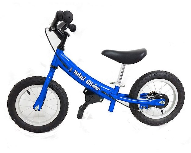 3. Glide Bikes Kids Mini Glider Balance Bike