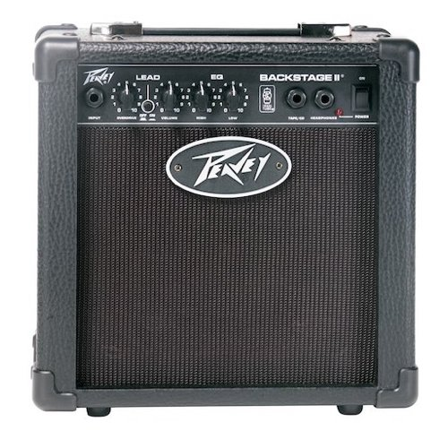6. Peavey Backstage 10W Transtube Amplifier