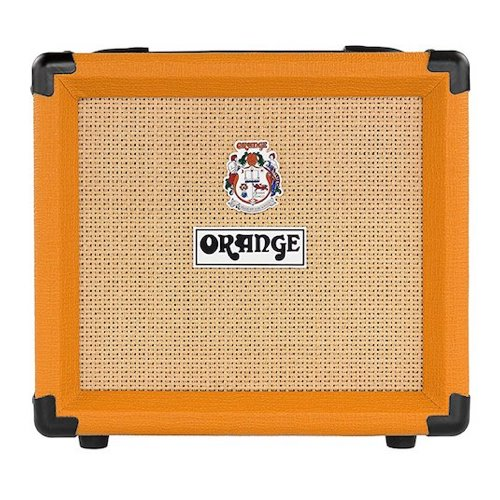 5. Orange CRUSH12 | 12Watt Guitar Amp Combo Orange