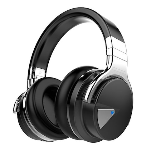 3. COWIN E7 Active Noise Cancelling Bluetooth Headphones