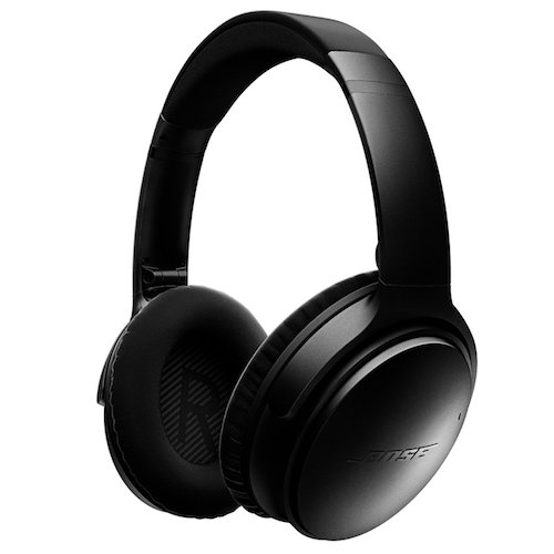 1. Bose QuietComfort 35 Wireless Headphones