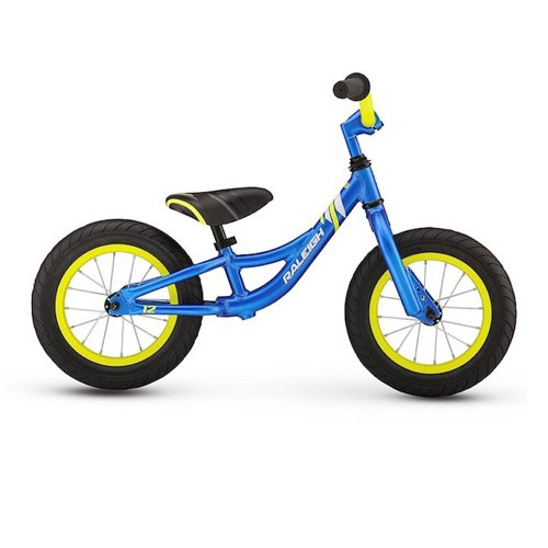 8. Raleigh Bikes Girls Lil Push Balance Bike